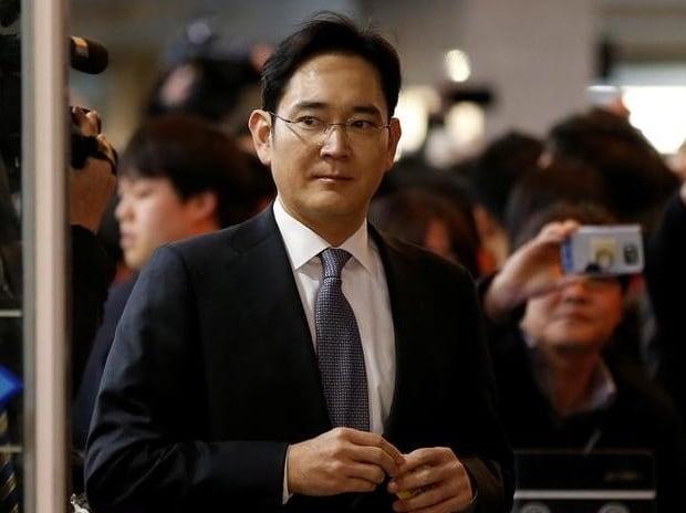 Jay Y Lee, samsung, lee