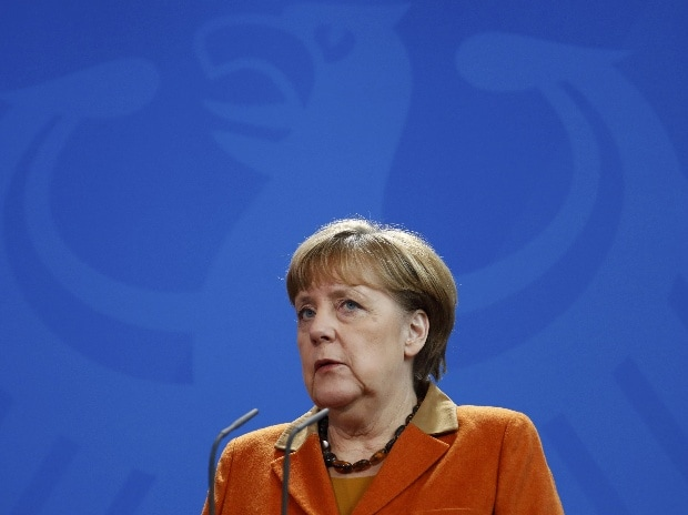 Germany's Angela Merkel to inform president of unsuccessful coalition talks