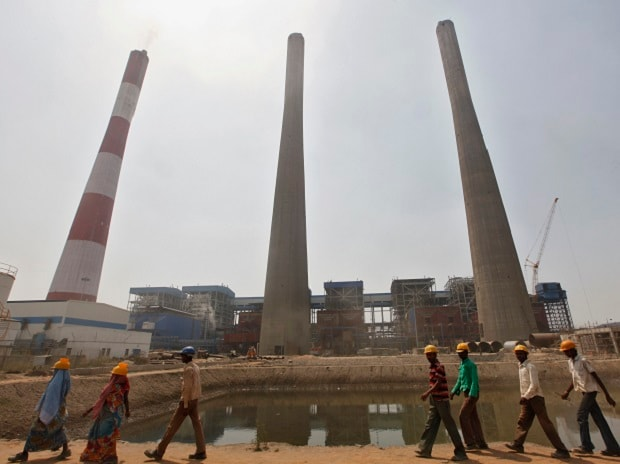 Jindal Power and Steel Limited complex at Nisha village in a file photo. Improved coal availability, cost controls, reducing supply to exchanges improved power show. Photo: Reuters