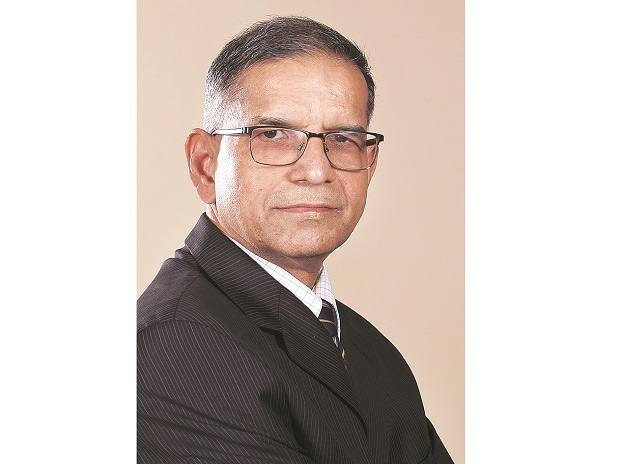 V Ramakrishnan, CFO, TCS