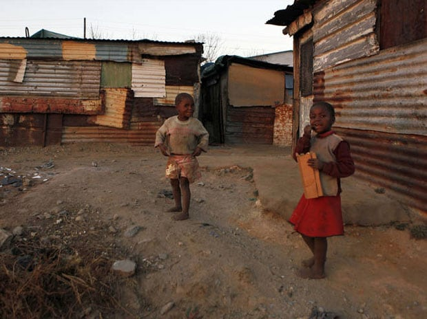 children, poverty, africa