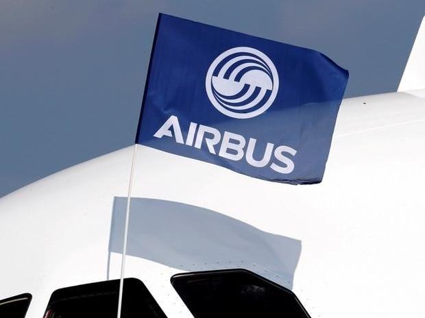 airbus, plane