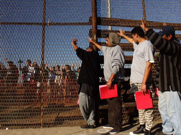 Living on the edge: are America's deportation laws traumatising immigrants