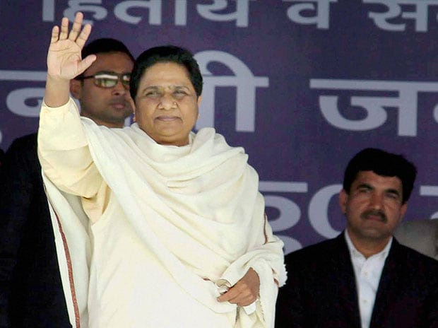 BSP Chief Mayawati. Photo: PTI