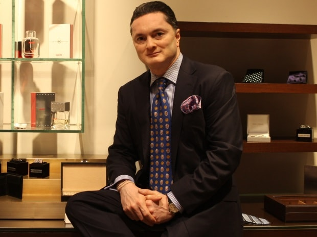 Gautam Hari Singhania, Chairman and Managing Director, Raymond Group