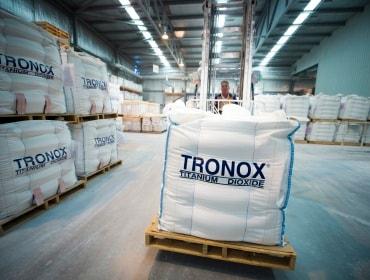 Titanium dioxide facility of Tronox