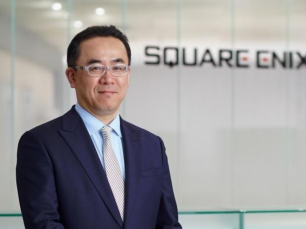 Yosuke Matsuda, president of Square Enix