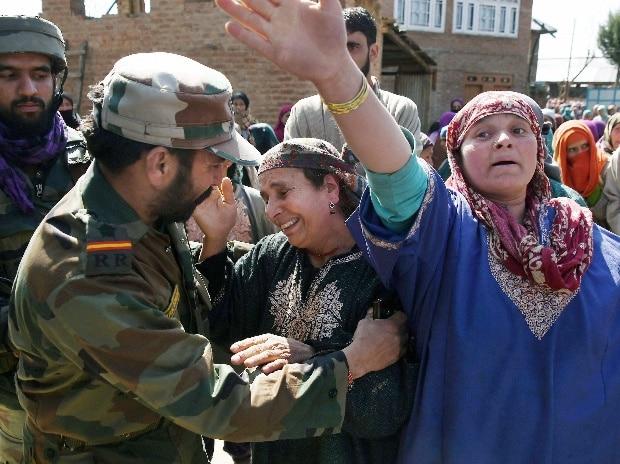 kashmir, militants, separatists, J&K, violence