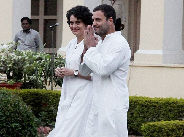 Litmus test awaits the Gandhis in Rahul's constituency Amethi