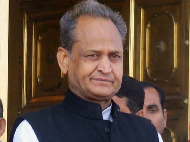 Ashok Gehlot, Congress leader and two-time chief minister of Rajasthan