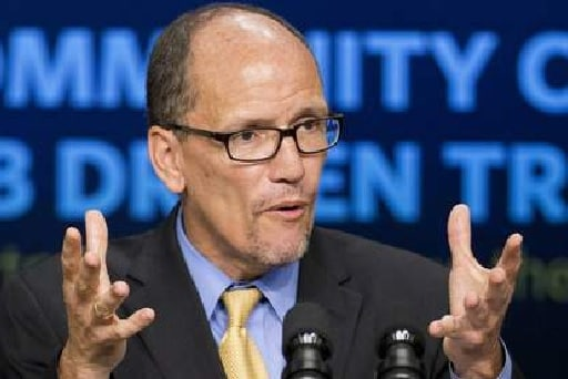 Tom Perez, Demoracts new chairman