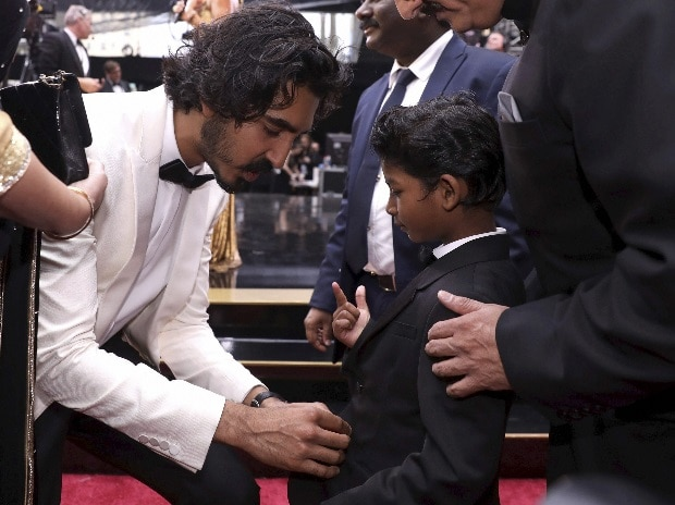 Another Mumbai slumkid Sunny Pawar basks in Oscar glory