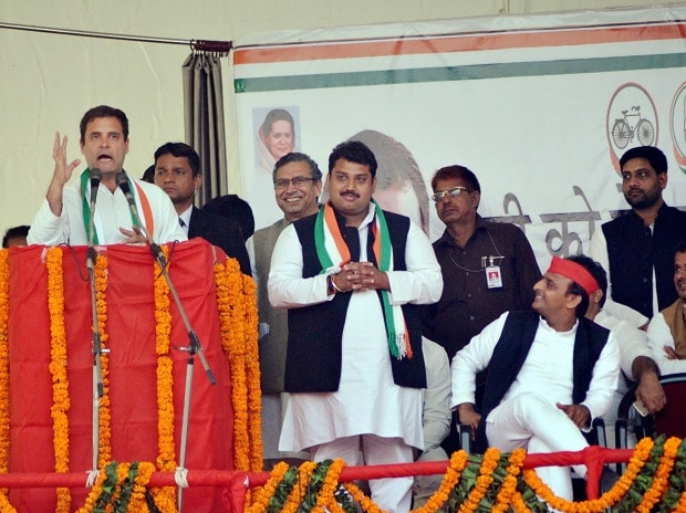 UP assembly polls: Target Mallya, not poor of UP, says Rahul to PM Modi