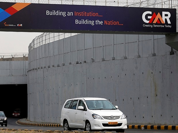 GMR Q2 consolidated loss narrows to Rs 404 crore