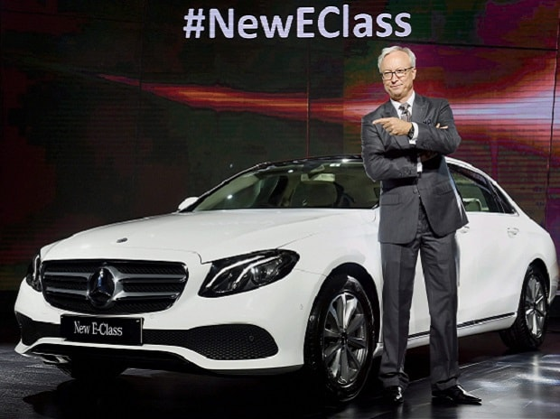Mercedes Benz Receives Over 500 Bookings For E Class Models