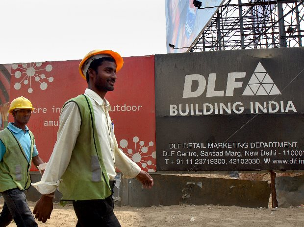 DLF shares soar over stake sale completion news