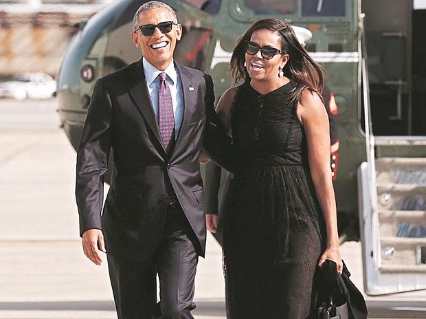 Former US President Barack Obama and Michelle Obama (Photo: Reuters)