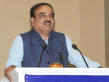 Ananth Kumar at CIPET event in New Delh