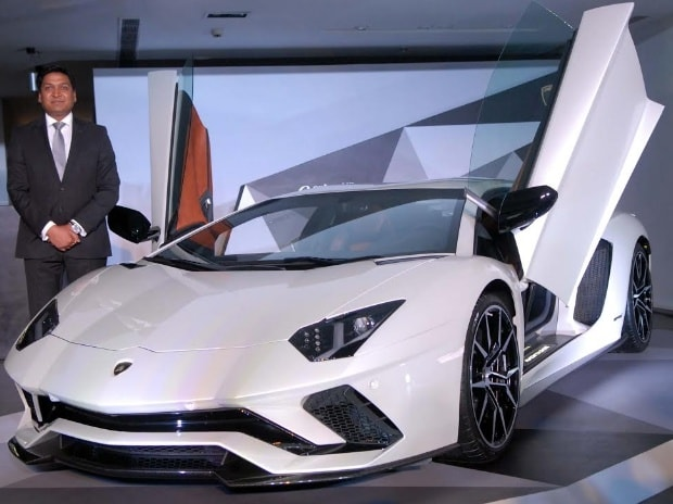 Lamborghini Eyes Two Fold Jump In India Sales By 2020 Business