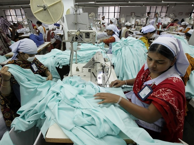 Women, garment factory, Working women,