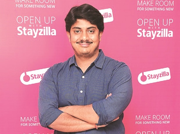 Yogendra Vasupal, founder, Stayzilla