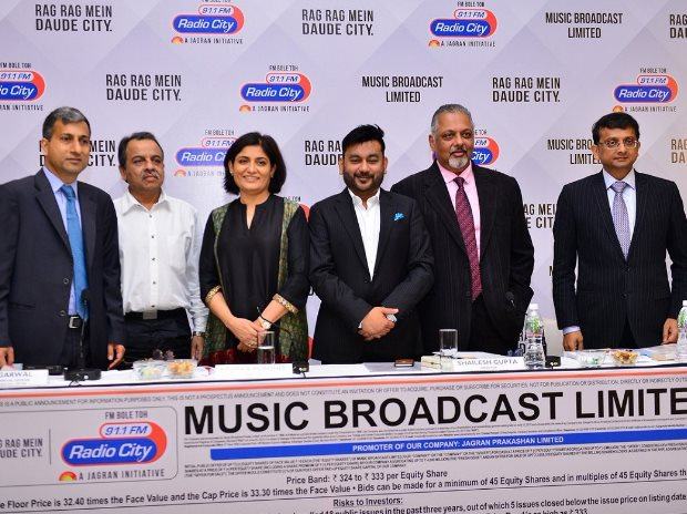 Music Broadcast