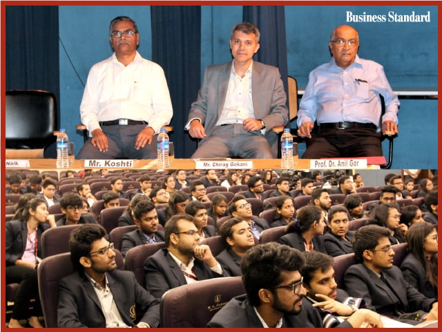Business Standard Financial Training Workshop