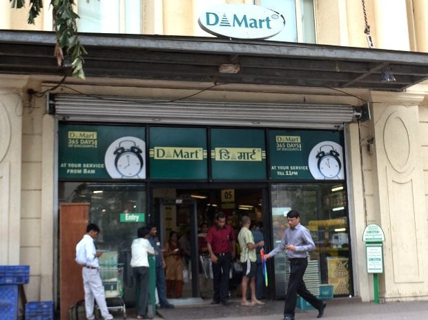 D-Mart stock gains 13% on traction from large ...