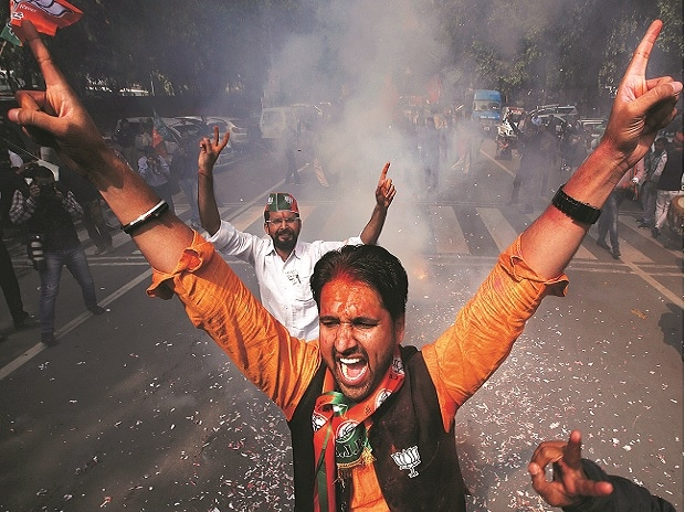 BJP, victory, UP assembly polls, UP