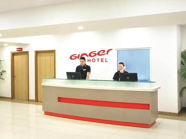 Ginger Hotels, Ginger, Tata Group