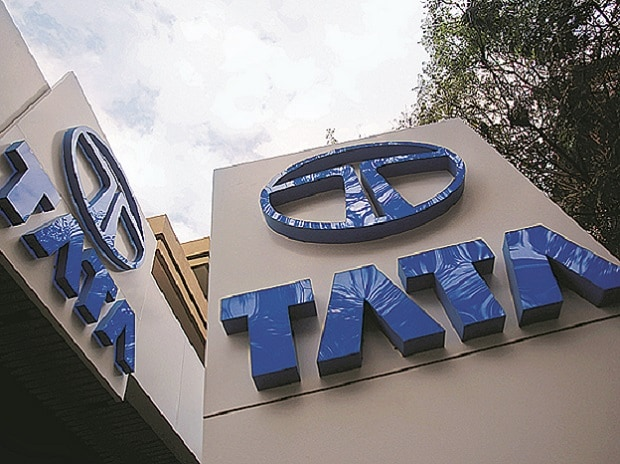 Tata Motors down 4%; mcap dips Rs 4,835 crore on JLR sales drop