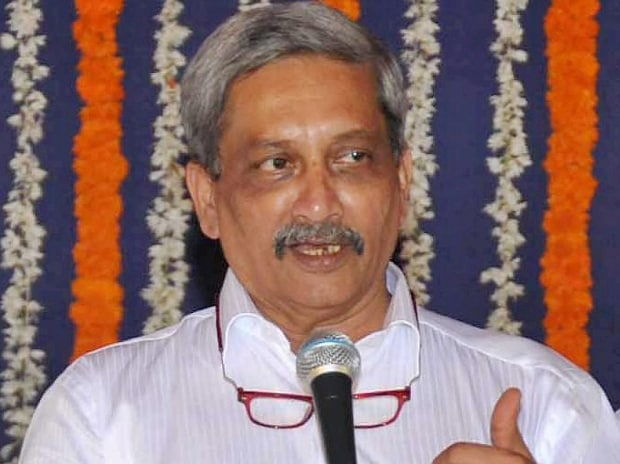 Goa: CM Parikar leaves for States for his medical condition