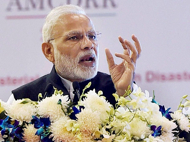 Don't seek favours, work for development: Narendra Modi to UP MPs