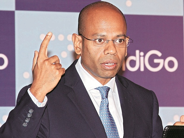 Aditya Ghosh President, InterGlobe Aviation, the operator of IndiGo Airlines