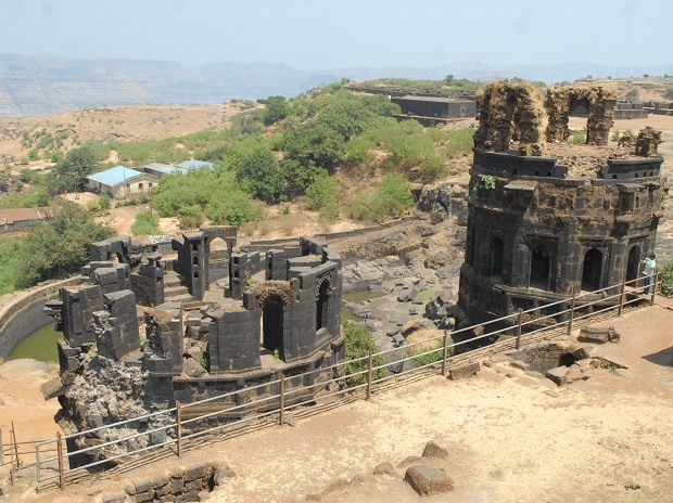 Raigad, Raigad fort