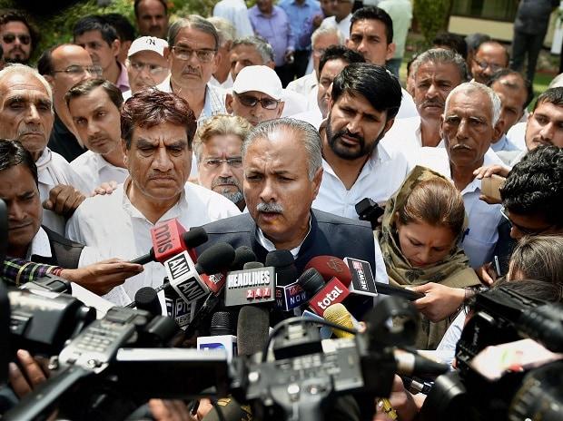 Jat leader Yashpal Malik