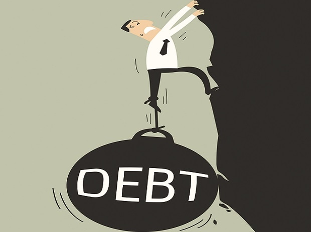 Shares of high-debt firms tank on liquidation fears