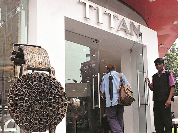 titan quarterly results 2017