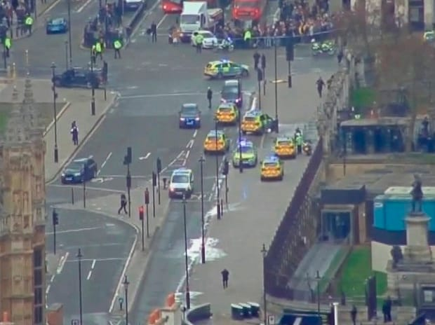 UK Parliament terror: Attacker is dead and other key developments so far