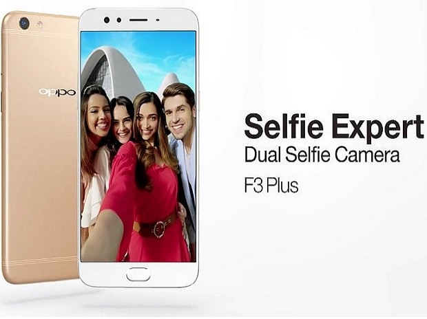 Oppo F3 Plus smartphone with dual front camera setup launched in India