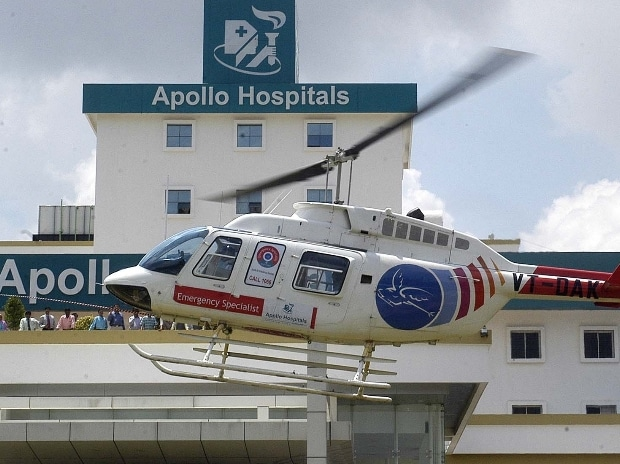 Apollo Hospitals Sept qtr net down 23% on high depreciation, interest costs