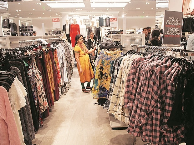Apparel exports gain over domestic sales in Q2