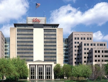 Eli Lilly office