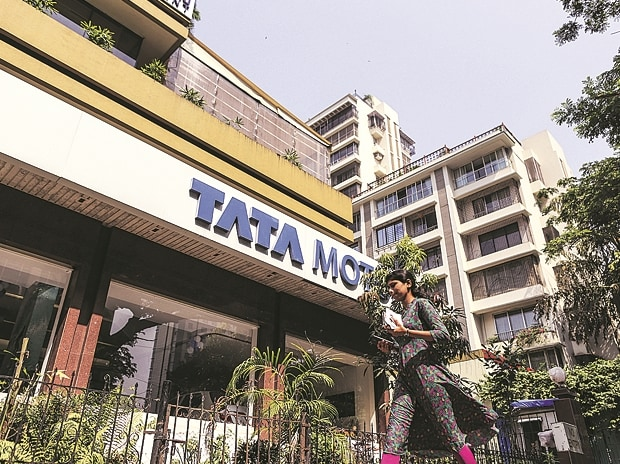 Tata Motors net down 18%