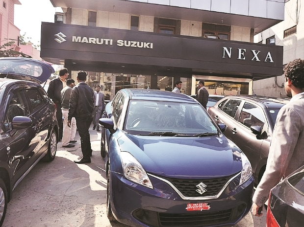 7 models of Maruti Suzuki features in top 10 selling PVs in 2016-17