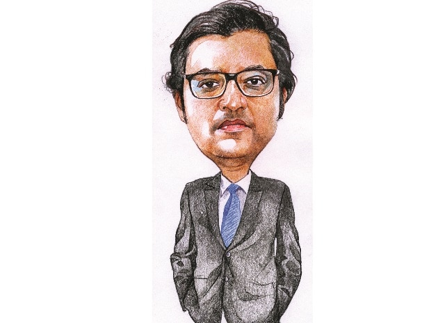 Arnab Goswami, Republic TV