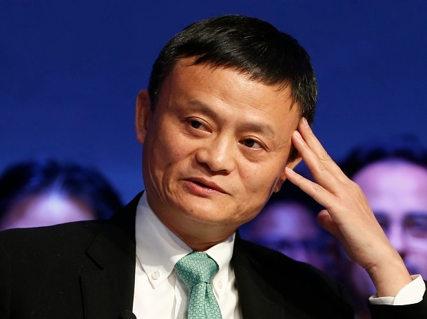 Alibaba's Jack Ma sees decades of pain as AI, robots upend old economy
