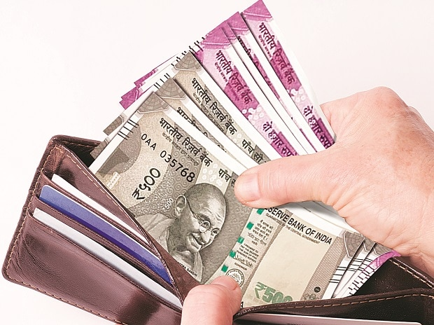 Rupee up 2 paise against US dollar; closes at Rs 64.33