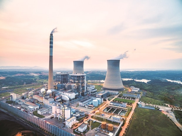 Representational image of thermal power plant