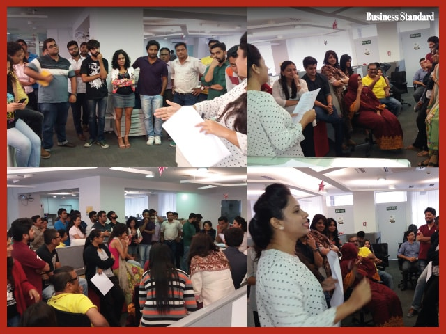 Fridays With Business Standard At Publicis Beehive